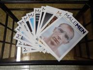 Komplet gazet  MALEMAN - rocznik 2012/2013
