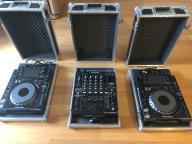 KONSOLA PIONEER 2000 NEXUS i DJM 900 NEXUS