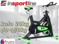 ROWER SPINNINGOWY AIRIN do 150KG inSPORTline