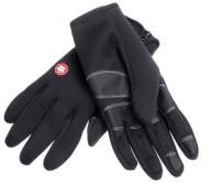 Rękawiczki uniwersalne softshell, męskie.
