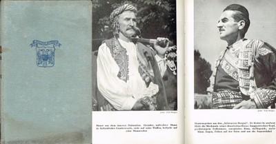 Dichter und Erzahler Jugoslawiens JUGOSŁAWIA 1939
