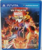 ULTIMATE MARVEL VS. CAPCOM   /PS VITA/