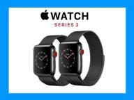 Apple Watch SERIES 3 42mm Black Milanese Loop eSIM