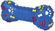Zabawka dla psa KOŚĆ WINYLOWA piszcząca 15cm