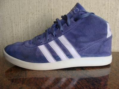 klasyczne style na stopach o wylot Damskie buty sportowe ADIDAS NEO LABEL HIGH r.39,5