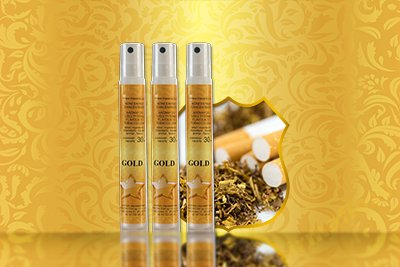"AROMAT DO TYTONIU - ""GOLD"" 30 ml"