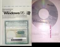 Windows 95 kompletny