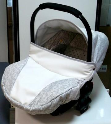 Fotelik Samochodowy Capri Baby 0 10 Kg Kwiatuszki 6993791749