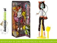 Mattel Lalka MONSTER HIGH Scarah Screams Freaky