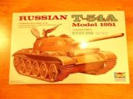 T-54 model 51 Trumpeter 1:35