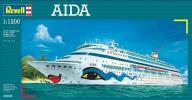 Model do sklejania REVELL Statek Aida 1:1200