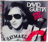 DAVID GUETTA ONE LOVE XXL LIMITED EDITION 3CD+DVD!