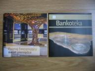 Centrum Pieniądza BANKOTEKA nr10 + Świat Pieniądza