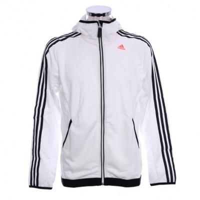 Bluza męskachłopięca Adidas rozpinana kaptur XL