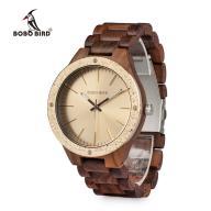 Zegarek Drewniany BoBo Bird Złota Tarcza Okazja!!
