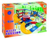 MAS24 WADER 53070 KID CARS 3D PARKING Z TRASĄ 9,1M