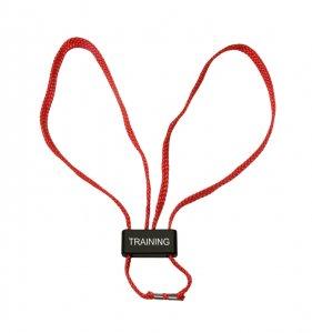 Kajdanki treningowe tekstylne ESP (5 szt) Red
