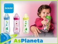 MAM MAMBABY BUTELKA BABY BOTTLE 330ml 4M+ 639067