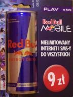 Red Bull Redbull mobile - internet LTE bez limitu