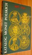 Katalog Monet Polskich 1697-1763 Kamiński Żukowski