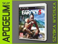 FAR CRY 3 / KOMPLET / 24H / PS3 / APOGEUM