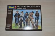 Revell 02621 Pilots and Ground Crew (1:48)