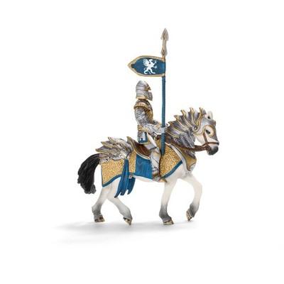 Schleich - Rycerz Gryfa z lancą na koniu 70109