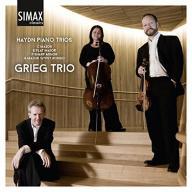 Grieg Trio Haydn Piano Trios