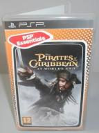 GRA PIRATES OF THE CARIBBEAN AT WORLDS END PSP