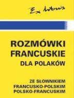 ROZMÓWKI POLSKO-FRANCUSKIE EXLIBRIS