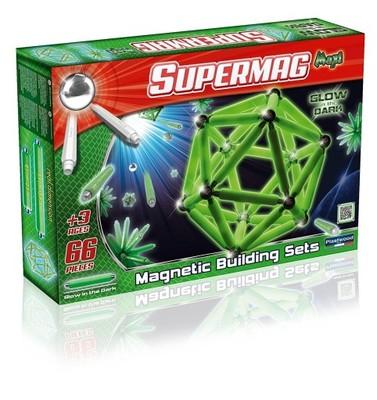 Klocki Magnetyczne Supermag Maxi Glow 66 El 0118 6775465815 Oficjalne Archiwum Allegro