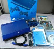 KONSOLA SONY Playstation 3 SUPER SLIM 500GB GRY