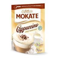 Kawa Cappuccino MOKATE 110g - Śmietankowe