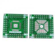 Adapter QFN64/QFP64 na DIP