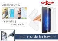 Etui Guma MICROSOFT LUMIA 950 + Szkło Hartowane