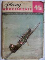 Plany Modelarskie nr 45/1971--Jak 9P