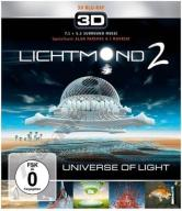 Lichtmond 2 [Blu-ray 3D] Universe of Light 3D 7.1
