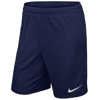 Spodenki Nike Park Ii Junior 725988 410 M 6895221598 Oficjalne Archiwum Allegro
