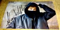ALAN WALKER (autograf)