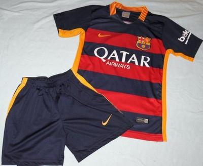 62c1a6eed NIKE komplet piłkarski MESSI FC Barcelona 146152 - 7042563025 ...