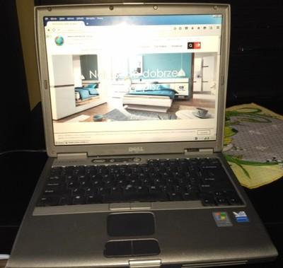 Laptop Dell Latitude D600 Lpt Rs232 Win Xp 6897649298 Oficjalne Archiwum Allegro