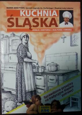 Kuchnia śląska Szołtysek Marek śląskie Abc 6620237417