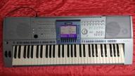 Yamaha PSR-1500, pokrowiec, stelaż, statyw