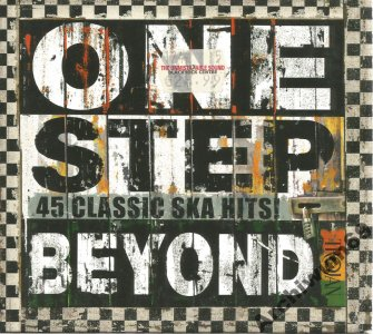 One Step Beyond 45 Classic SKA Hits 2CD TROJAN K6