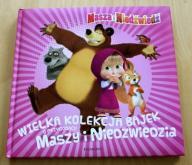 Wielka kolekcja bajek Maszy i Niedźwiedzia