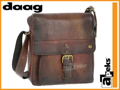 5b82cd3274bcc DAAG Alive 14 mała skórzana torba na ramię - 5419935055 - oficjalne ...