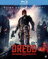 DREDD 3D/2D Blu-ray FOLIA