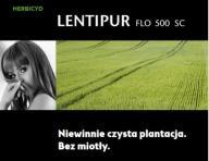 LENTIPUR 500SC 20L chlorotoluron MIOTŁA I CHWASTY