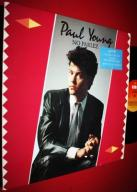 PAUL YOUNG - NO PARLEZ LP COME BACK AND STAY
