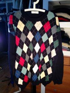 Męski sweterek Marks Spenser XL